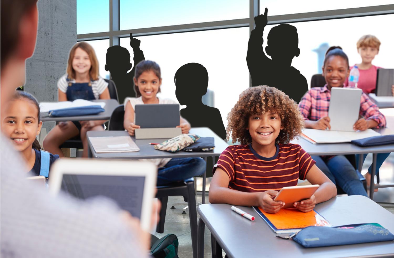 Nachträgliche Mehrbelegung eines Raumes zum Beispiel in Schulen - Raumluftqualität erhalten bzw. verbessern